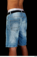 Aaron dressed hips jeans shorts 0004.jpg