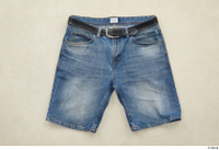 Clothes  204 blue jeans shorts clothes of Aaron 0001.jpg