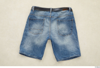 Clothes  204 blue jeans shorts clothes of Aaron 0002.jpg