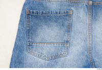 Clothes  204 blue jeans shorts clothes of Aaron 0003.jpg