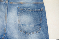 Clothes  204 blue jeans shorts clothes of Aaron 0004.jpg