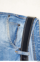 Clothes  204 blue jeans shorts clothes of Aaron 0007.jpg