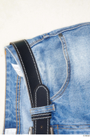 Clothes  204 blue jeans shorts clothes of Aaron 0009.jpg