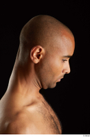 Aaron  2 flexing head side view 0001.jpg