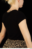 Marsha black t shirt dressed upper body 0004.jpg