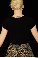 Marsha black t shirt dressed upper body 0005.jpg
