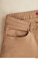 Clothes  206 brown trousers casual clothes 0005.jpg