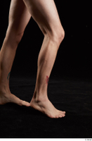 Falco White  1 calf flexing nude side view 0006.jpg
