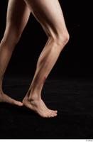 Falco White  1 calf flexing nude side view 0007.jpg