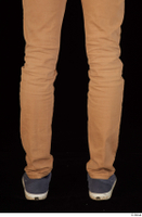 Falcon White blue sneakers brown trousers calf casual dressed 0005.jpg
