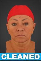 3D head scan - Miroslava - CLEANED