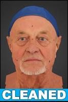 3D head scan - Milan - CLEANED