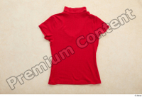 Clothes  209 red turtleneck t shirt 0001.jpg