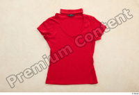Clothes  209 red turtleneck t shirt 0002.jpg