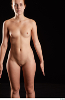 Charlie Red   1 arm flexing front view nude 0001.jpg