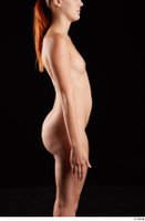 Charlie Red   1 arm flexing nude side view 0001.jpg