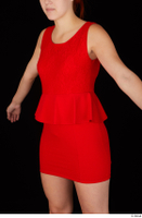Charlie Red business dressed red dress trunk 0002.jpg