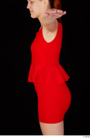 Charlie Red business dressed red dress trunk 0003.jpg
