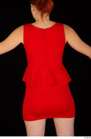 Charlie Red business dressed red dress trunk 0005.jpg