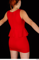 Charlie Red business dressed red dress trunk 0006.jpg