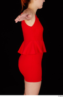 Charlie Red business dressed red dress trunk 0007.jpg