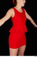 Charlie Red business dressed red dress trunk 0008.jpg
