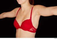 Charlie Red breast red bra underwear 0002.jpg