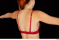Charlie Red back red bra underwear 0003.jpg