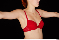 Charlie Red breast red bra underwear 0005.jpg