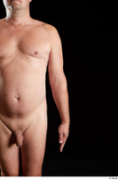 Paul Mc Caul  1 arm flexing front view nude 0001.jpg