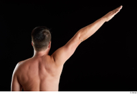 Paul Mc Caul  1 arm back view flexing nude 0004.jpg