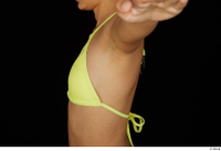 Shrima breast chest yellow bra 0003.jpg