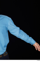 Gruffydd arm blue shirt dressed upper body 0002.jpg