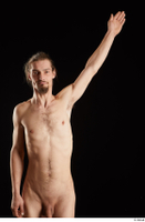 Gruffydd  1 arm flexing front view nude 0005.jpg
