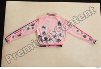 Clothes  213 clothing jacket jogging suit pink 0002.jpg