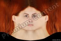 Woman head premade texture 0004