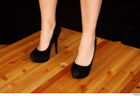 Jarushka Ross black high heels foot shoes 0002.jpg