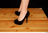 Jarushka Ross black high heels foot shoes 0003.jpg