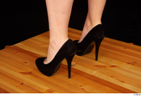 Jarushka Ross black high heels foot shoes 0004.jpg