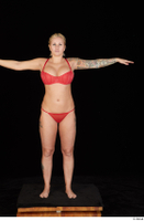 Jarushka Ross red bra red panties red underwear standing t poses whole body 0001.jpg