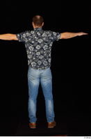 Orest blue jeans blue shirt brown shoes casual dressed standing t-pose whole body 0005.jpg