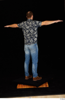 Orest blue jeans blue shirt brown shoes casual dressed standing t-pose whole body 0006.jpg
