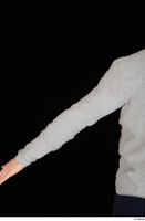 Tomas Salek arm business clothing dressed grey sweater upper body white t shirt 0002.jpg