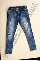 Clothes  216 belt blue jeans casual clothing 0001.jpg