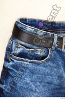 Clothes  216 belt blue jeans casual clothing 0003.jpg