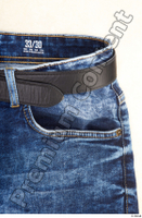 Clothes  216 belt blue jeans casual clothing 0005.jpg