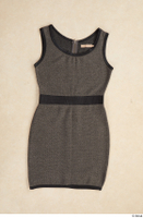 Clothes  217 business clothing grey dress 0002.jpg