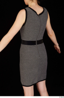 Violet business clothing dressed grey dress trunk 0004.jpg