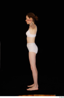 Violet standing t-pose underwear white bra white panties whole body 0003.jpg