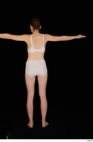 Violet standing t-pose underwear white bra white panties whole body 0005.jpg